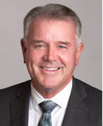 Photo of Kevin Flynn, Minister of Labour
