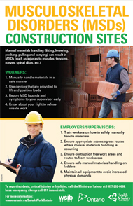 Poster: Construction Sites