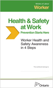Cover of Worker Workbook